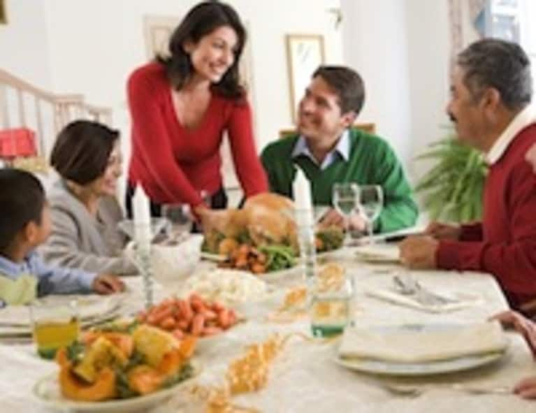 3 Reasons Why You Gain Weight During the Holidays... And What to Do Instead