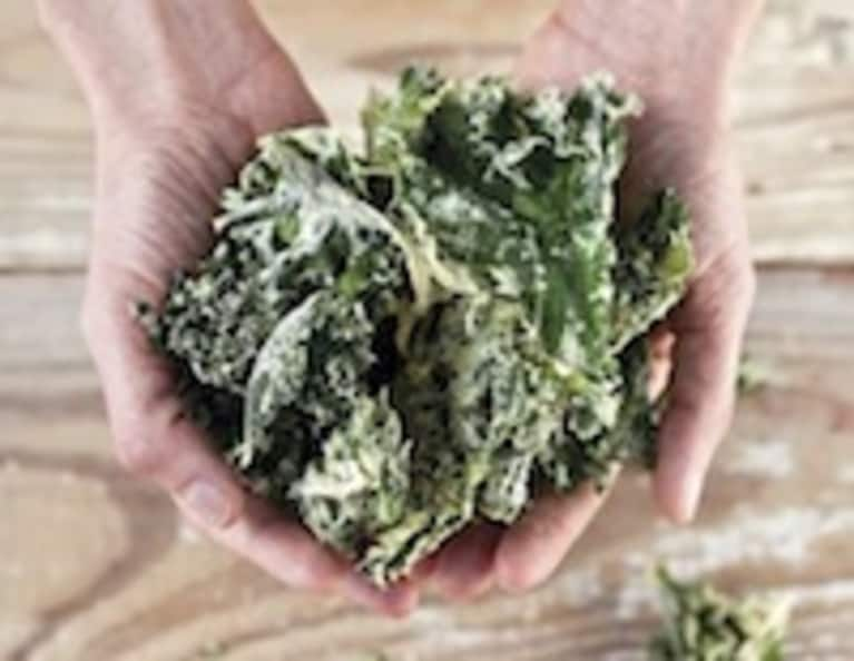 Crazy Sexy Kale Chips!