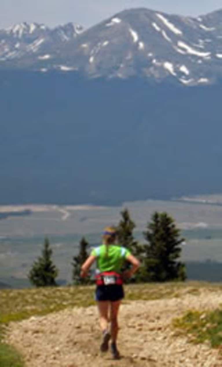 Leadville Trail 100 Ultra-Marathon