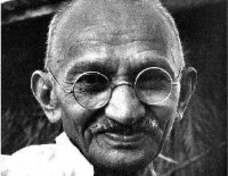 Happy 143rd Birthday Gandhi!