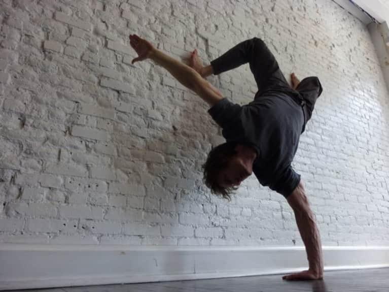 Crashing the Yoga Barrier for Men