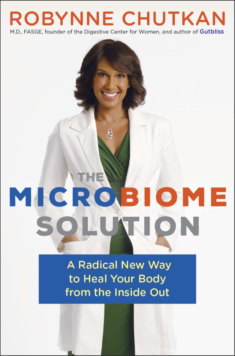 The Questions I Get Asked Most About The Microbiome: A Gastroenterologist Explains