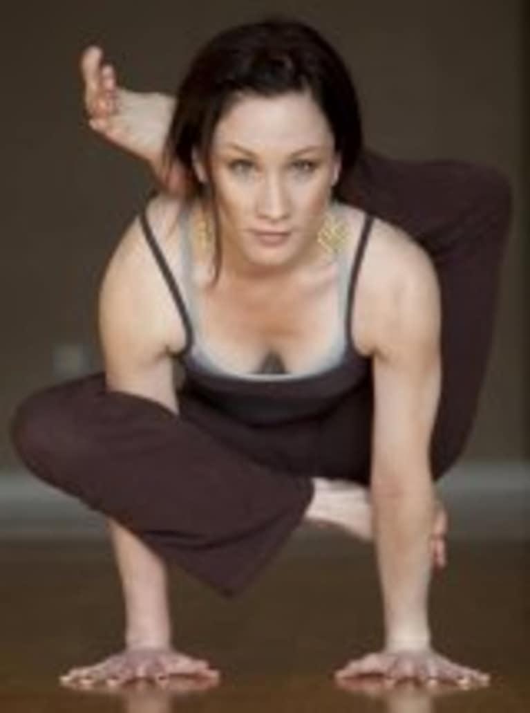 Journey into Gravity-Defying Yoga Postures