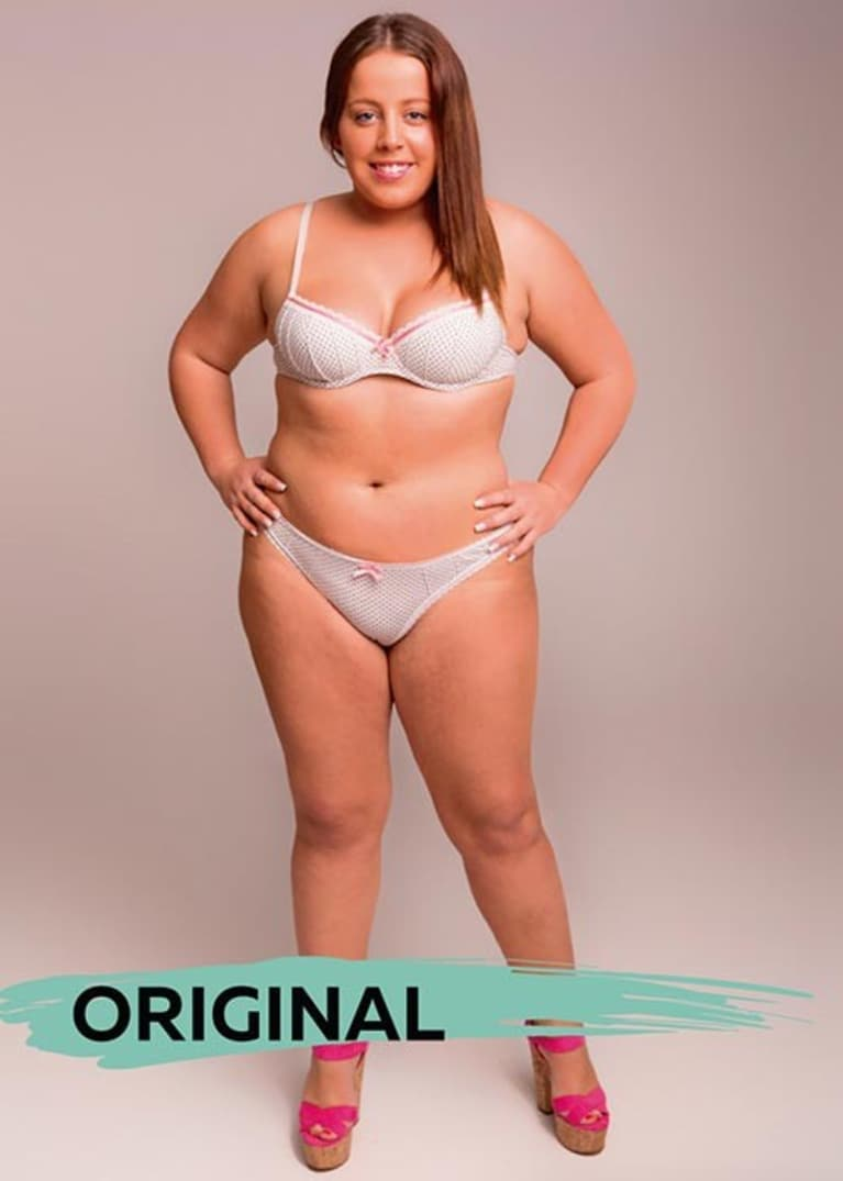 """What The """"Perfect"""" Woman Looks Like In 18 Different Countries"""