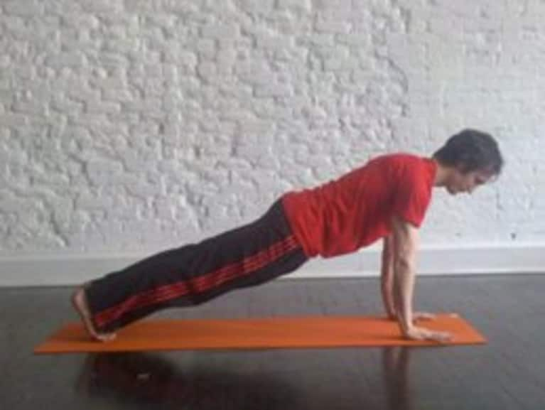 Plank Pose: How-to, Tips, Benefits