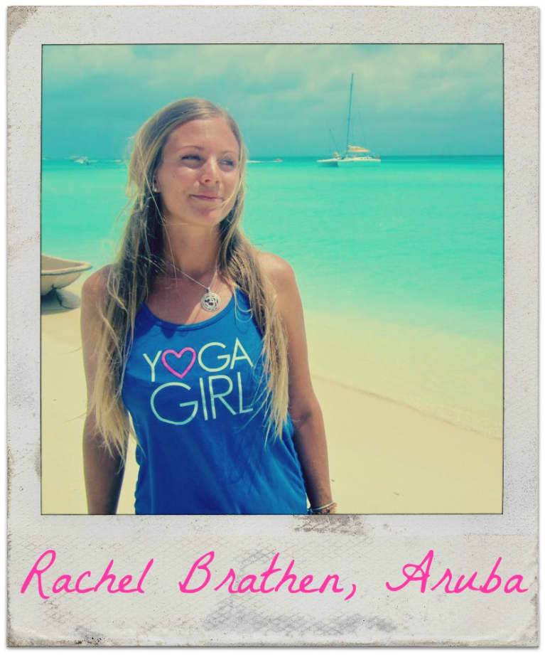 Rachel Brathen on Following Your Bliss