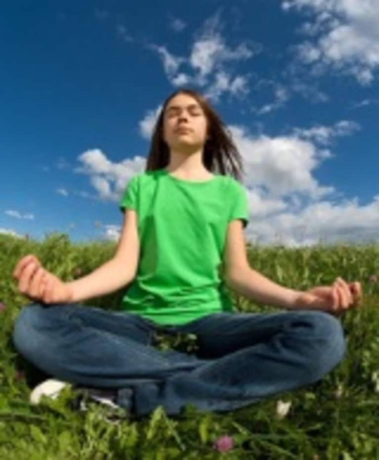 Teaching Teens to Manage Stress with Breathing