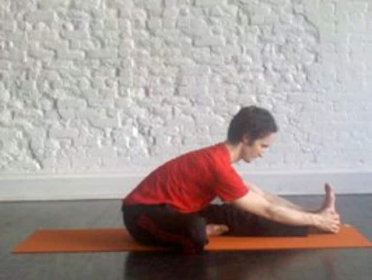 Seated One Leg Forward Bend: How-to, Tips, Benefits