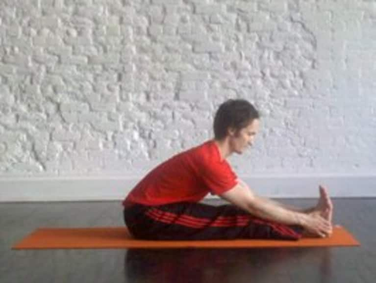 Seated Two Leg Forward Bend: How-to, Tips, Benefits