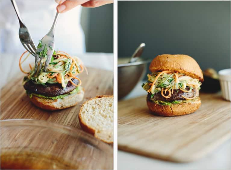 9 Brilliant Veggie Burgers For Summer