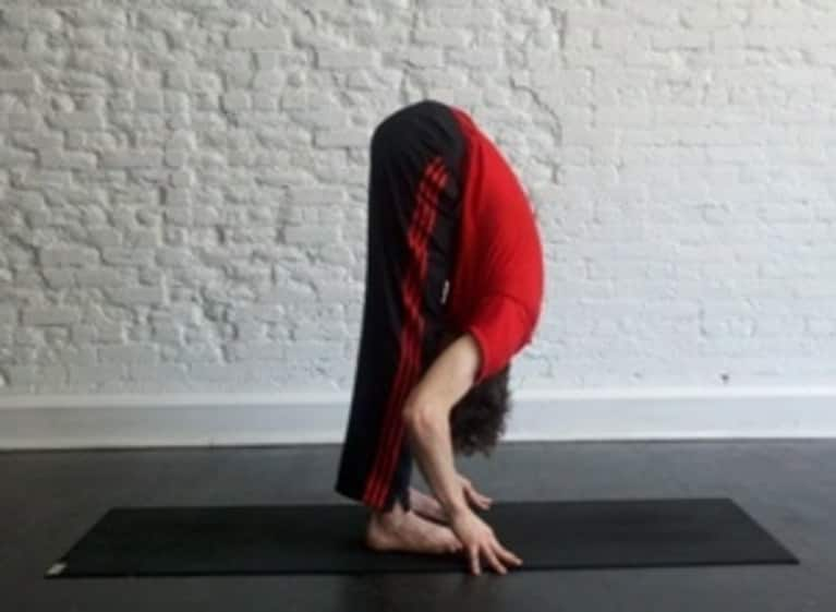 Standing Forward Bend: How-to, Tips, Benefits