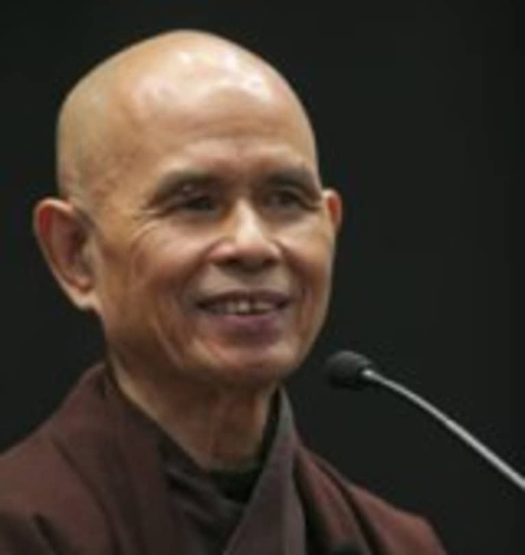 Thich Nhat Hanh: You've Got Enough Right Now