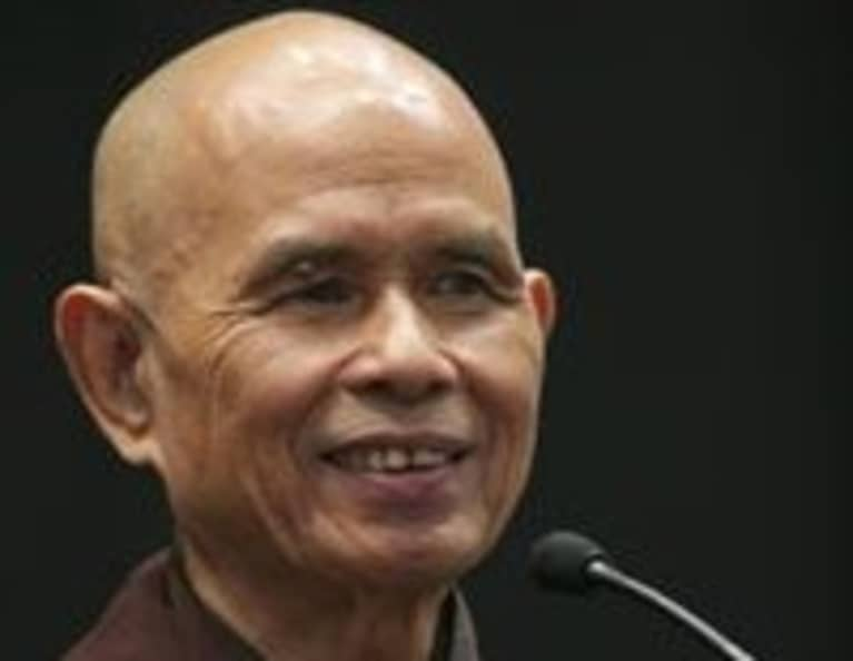 Thich Nhat Hanh: Wake Up and Smile!