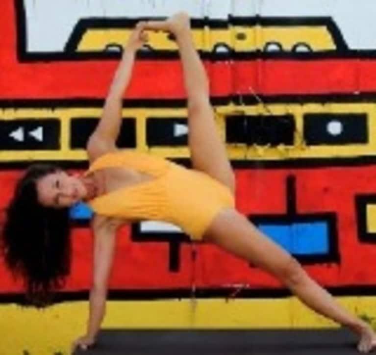 Yoga + Art Basel = YogArt