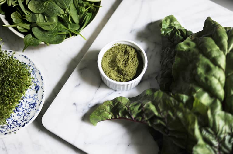 This Immune-Boosting Greens Powder Is Basically Nutritional Gold