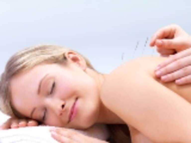 Acupuncture (Real or Fake) Eases Pain