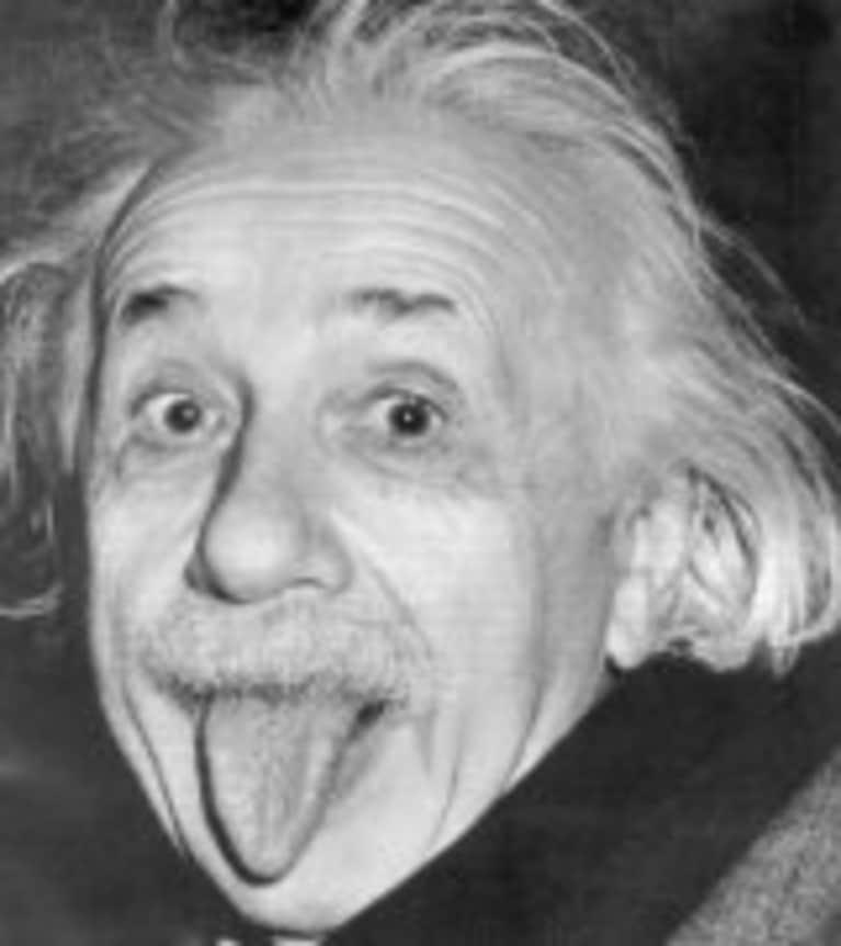 Albert Einstein on Intelligent Kids