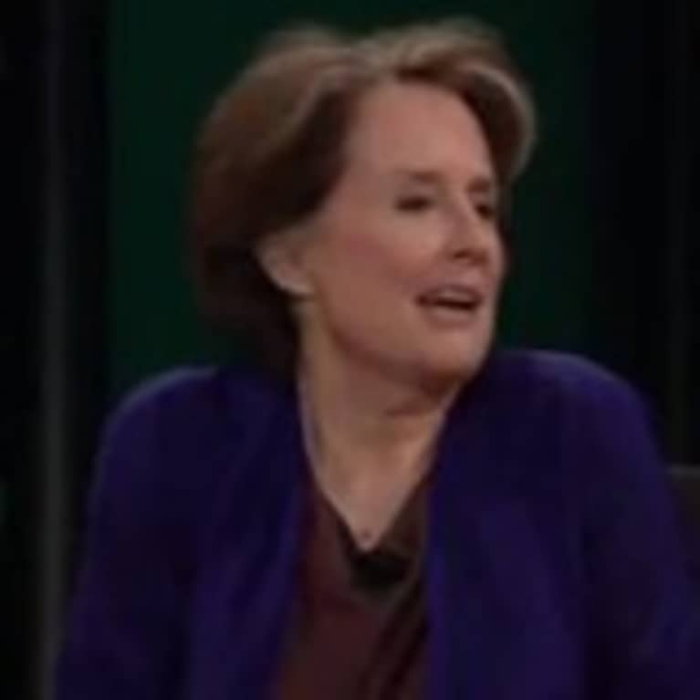 Alice Waters Talks Slow Food on Bill Maher (Video)