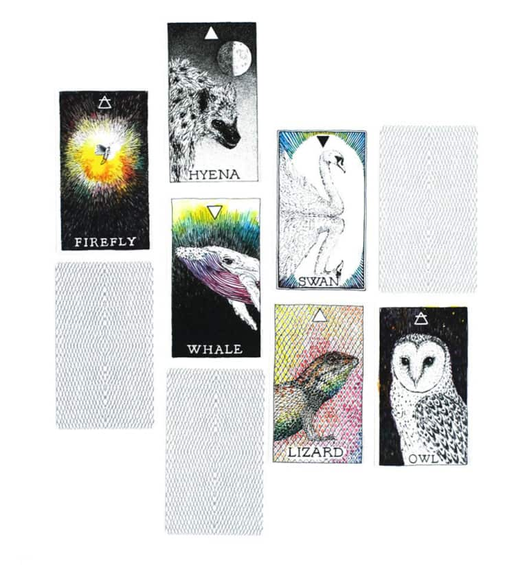Animal Spirit tarot deck