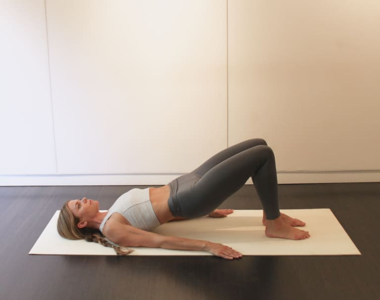 5 Gentle Pilates Moves To Kick-Start Your Digestion