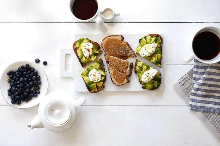 Toast Two Ways: Savory + Sweet