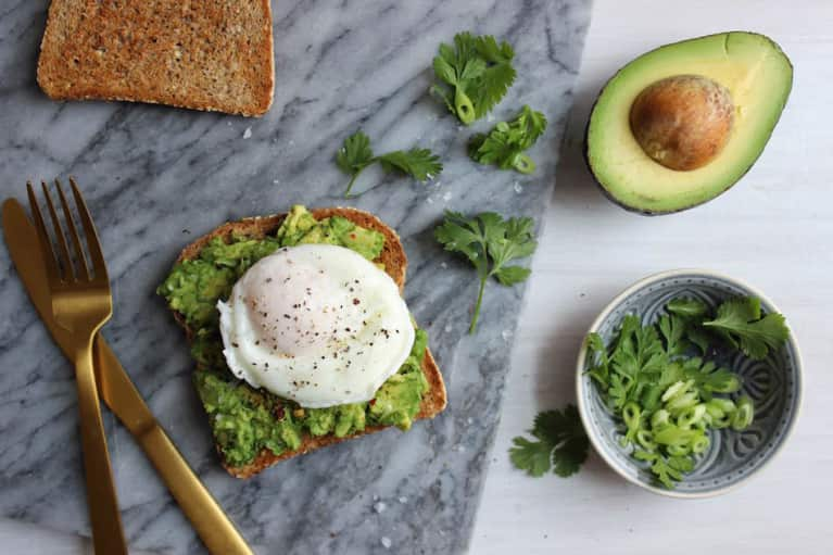 A Recipe To Take Your Avocado Toast Up A Notch