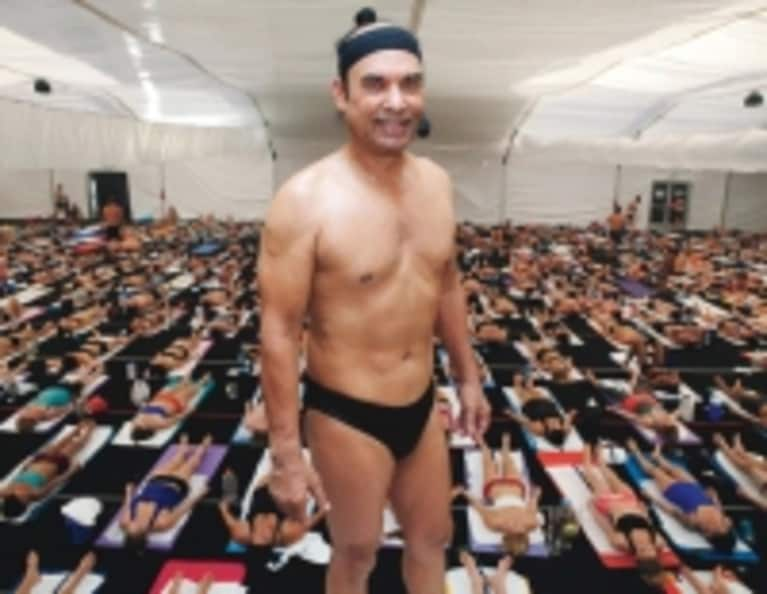 10 Things NOT to Do in Bikram Yoga