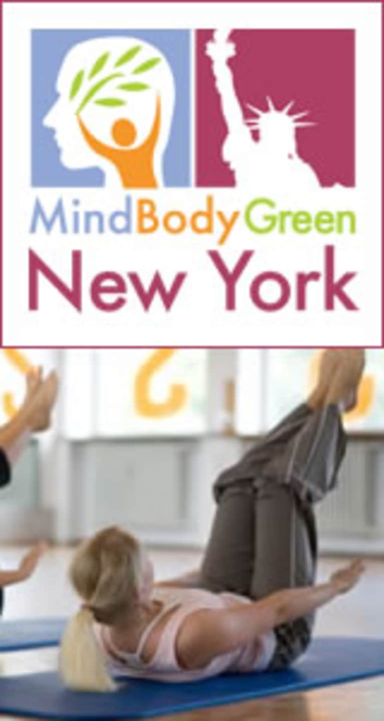 NY Deals - Group Pilates Sessions 10-Pack at Body Tonic