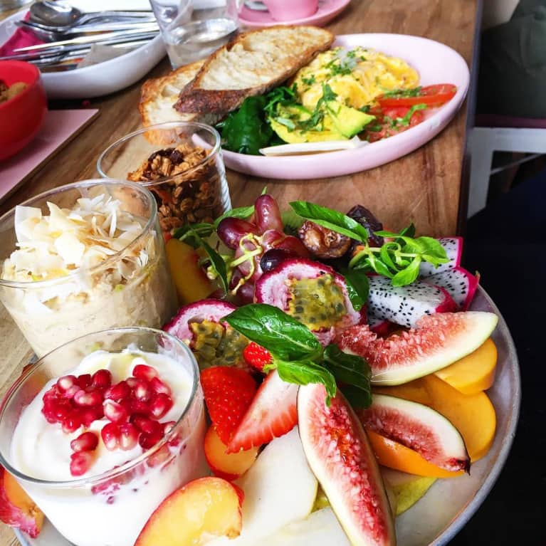 Your Map To The Best Healthy Hot Spots In Sydney