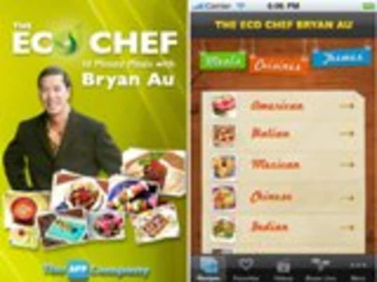 New Eco Chef App Has 100+ Healthy Recipes