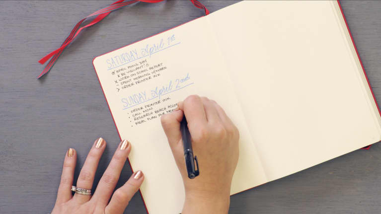How To Use Bullet Journaling To Get Your Sh*t Together