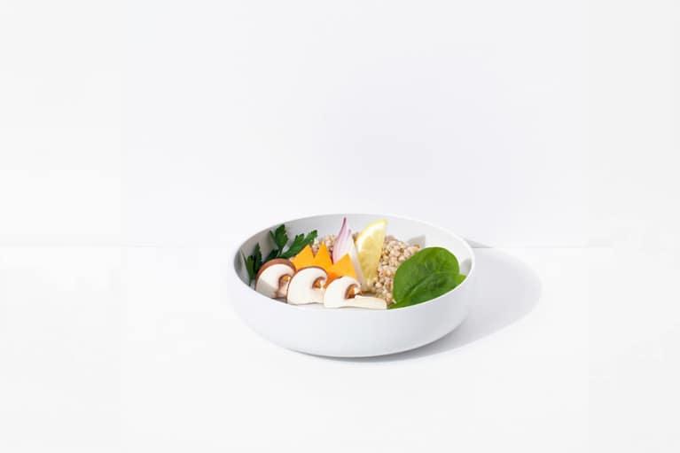 Butternut Squash + Chimichurri