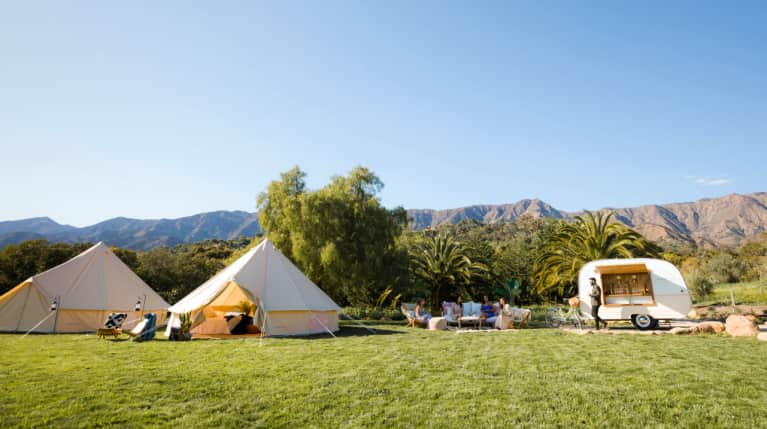 These Are The Coolest Glamping Vacations You Can Take This Year