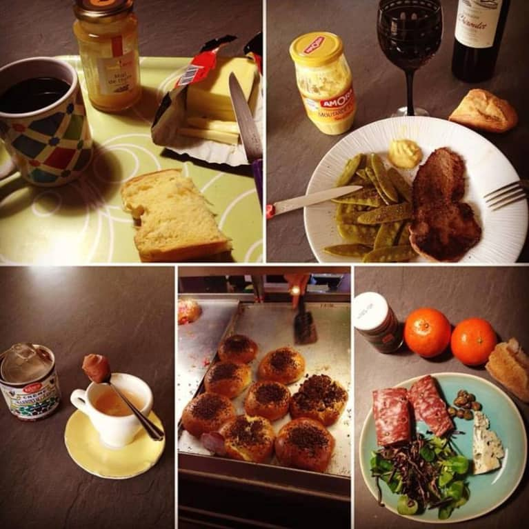 French woman meal plan
