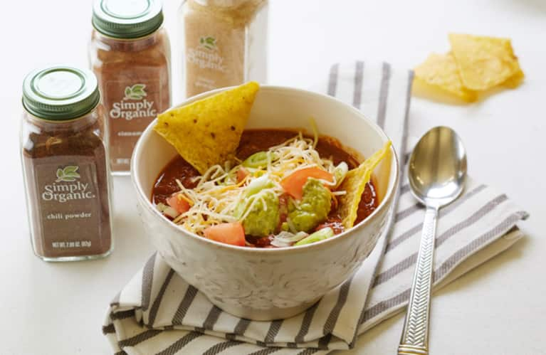 The 3-Step Chili Recipe We're Crazy About