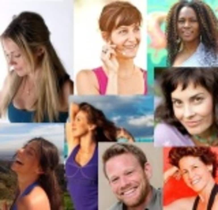 First Ever Yoga Class: All-Star Yogis Tell All!