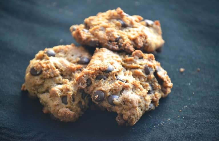 High-Protein Cricket Flour Cookies