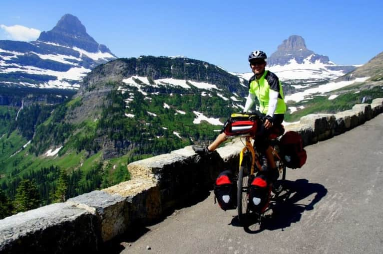 I Cycled 7,000 Miles On A Vegan Diet. Here's What It Taught Me