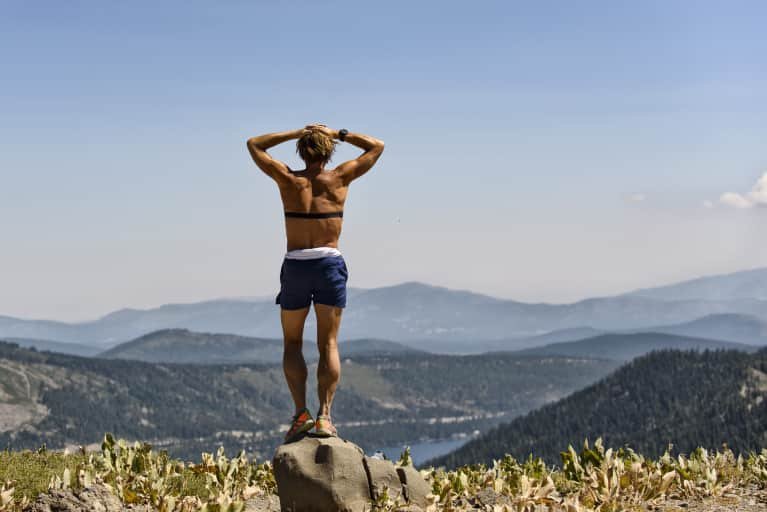 How A Love For The Environment Fuels The World's Fittest Vegan