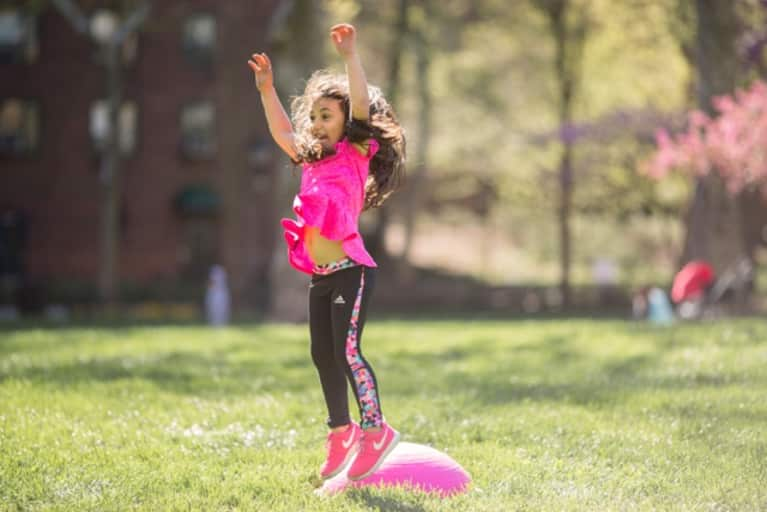 10-Minute Workouts You Can Do With Your Kids Anytime, Anywhere