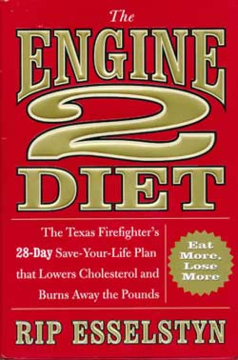 Q & A with Rip Esselstyn: Best-Selling Author of The Engine 2 Diet