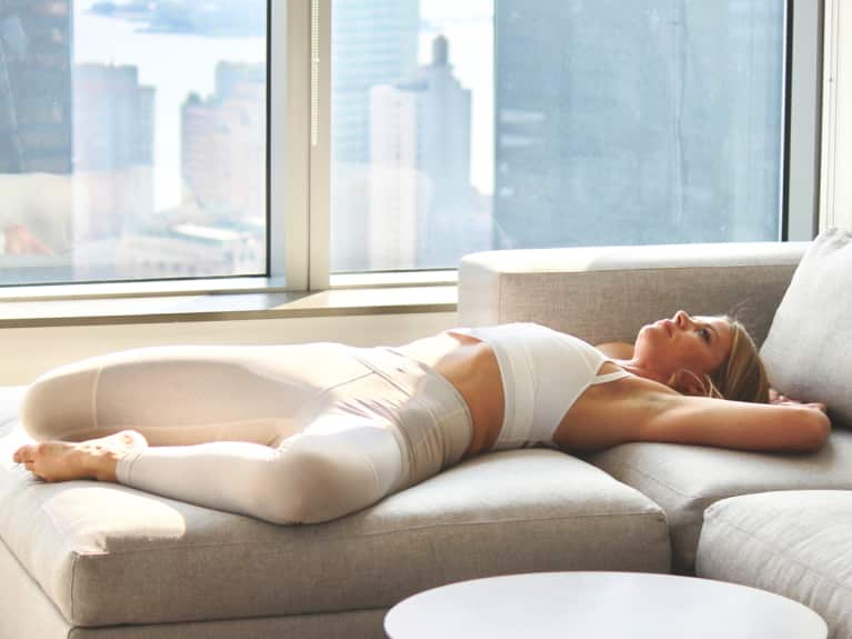 The Inflammation-Reducing Yoga Sequence You Need For Quality Sleep
