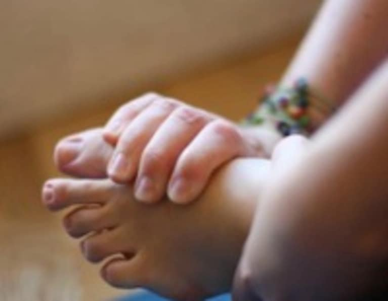 Happy Feet, Happy Body, Happy Mind