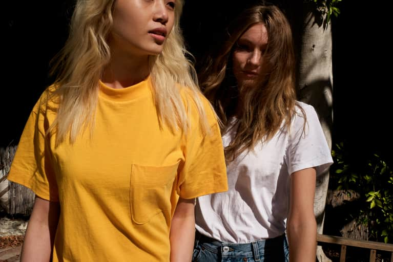 This Innovative Circular T-Shirt Company Could Change Fast Fashion's Waste Problem