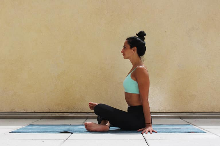 Summer Hack: A 7-Pose Yoga Sequence To Stay Balanced During Your Travels
