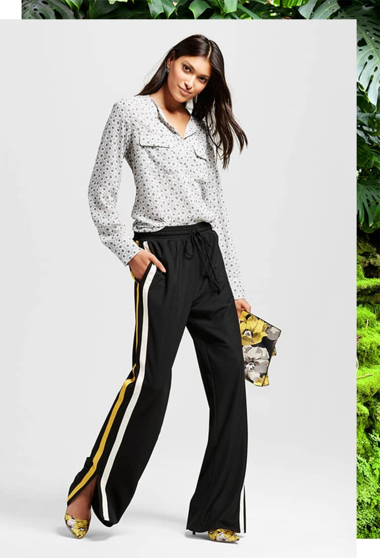 The Flowy Athleisure Trend Every Celebrity Is Obsessing Over This Spring