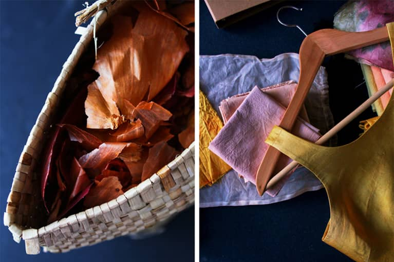 Using Natural Dyes On Your Clothes Is Easier — And Trendier — Than You Think