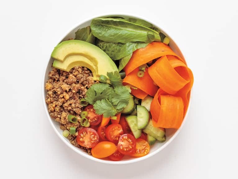 The Glowing-Skin Diet: 3 Plant-Based Dinners Designed To Plump, Brighten, And Tone