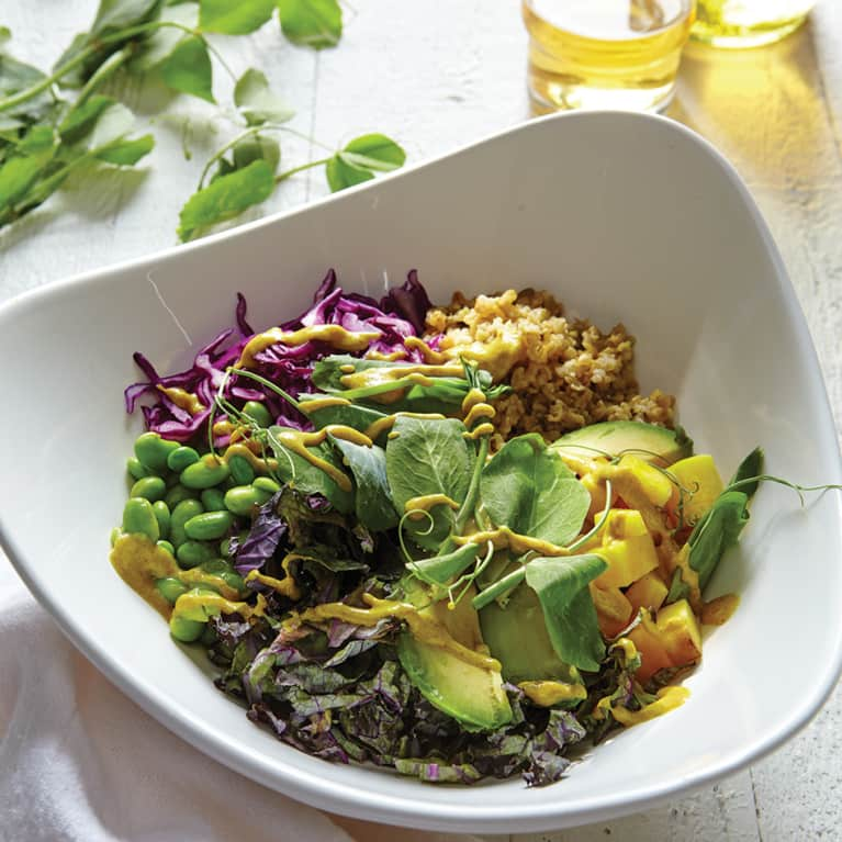 3 Gut-Healthy Bowls For A Delicious Week