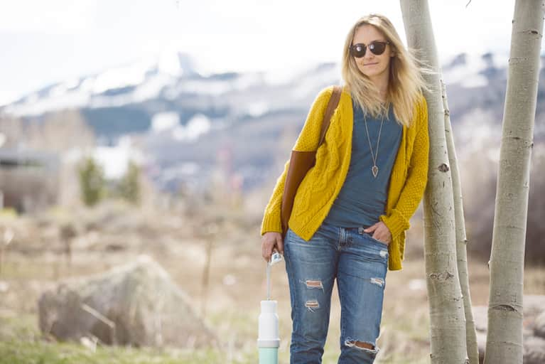 How Olympian Gretchen Bleiler Found What Foods Work For Her + Why She Meditates Daily